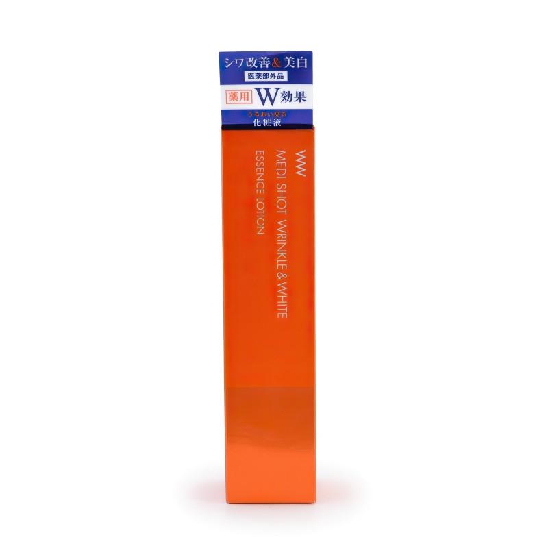 MEDI SHOT WRINKLE&WHITE ESSENCE LOTION / Лосьон-эссенция для ухода за зрелой кожей (разглаживание морщин и выравнивание цвета кожи)