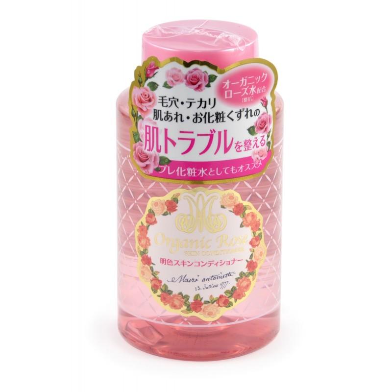 ORGANIC ROSE SKIN CONDITIONER / Лосьон-кондиционер для кожи лица с экстрактом дамасской розы