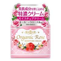 ORGANIC ROSE MOISTURE CREAM / Увлажняющий крем с экстрактом дамасской розы