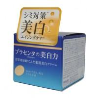 PLACENTA WHITENING CREAM / Крем с экстрактом плаценты (с отбеливающим эффектом)