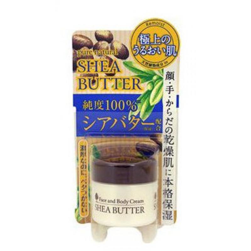 Meishoku Face&Body Cream Shea Butter / Крем для очень сухой кожи лица с маслом дерева Ши