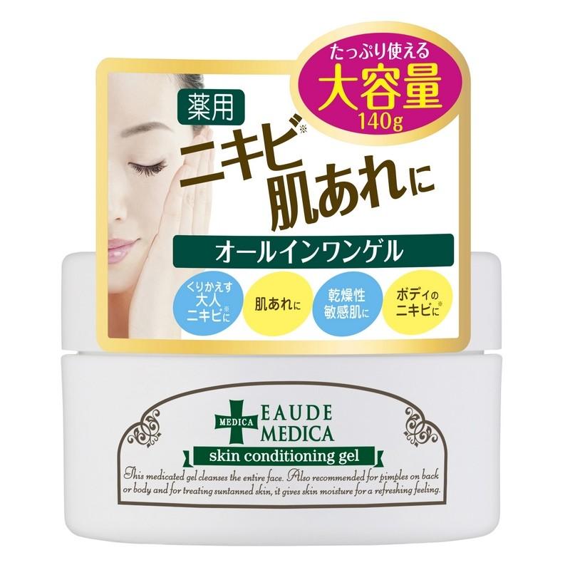 Eaude Skin Conditioning Gel / Гель – кондиционер для ухода  за проблемной кожей лица