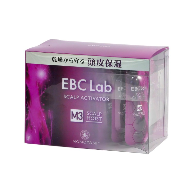 EBC Lab Scalp moist scalp activator / Сыворотка-активатор для сухой кожи головы