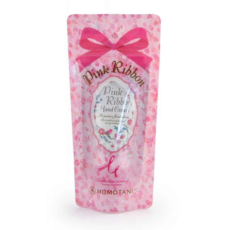 Pink Ribbon Hand Cream / Крем для рук с цветочными экстрактами