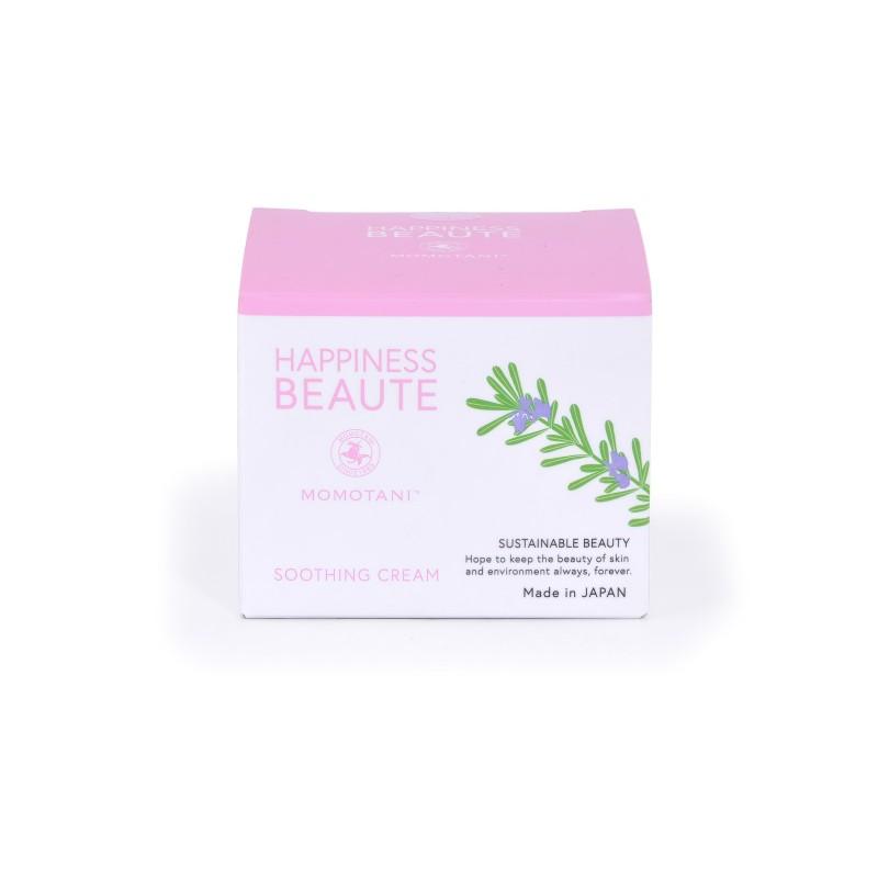 HAPPINESS BEAUTE Soothing Cream / Смягчающий крем с растительными экстрактами