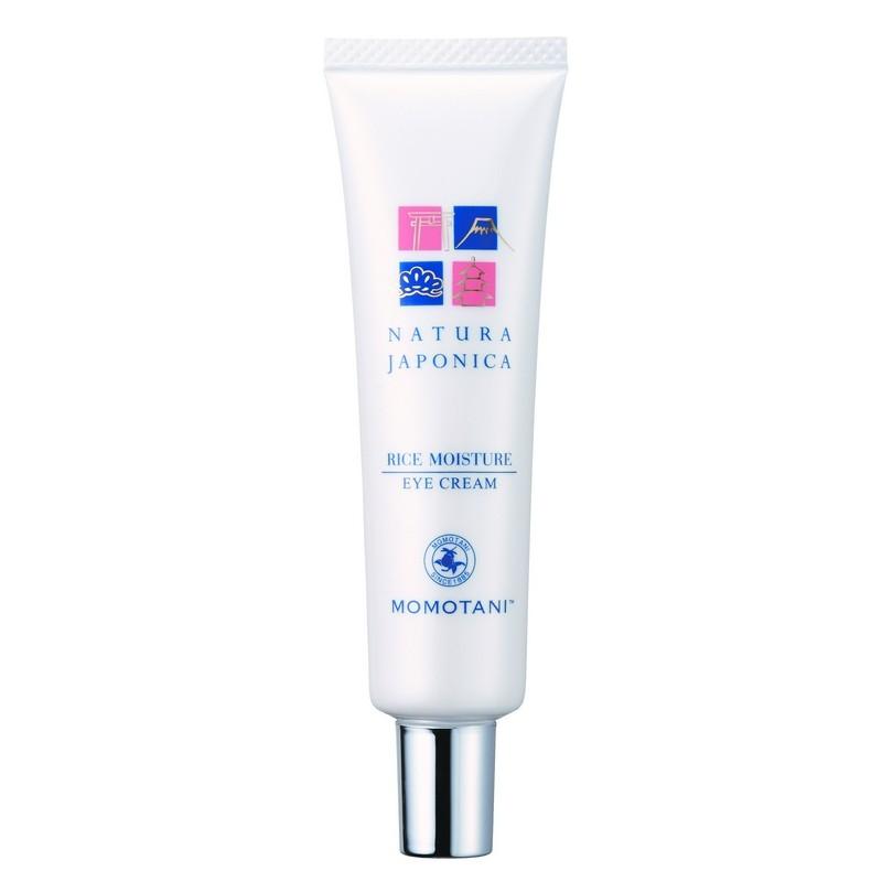 NJ Rice Moisture Eye Cream / Увлажняющий крем для кожи вокруг глаз  с экстрактом ферментированного риса