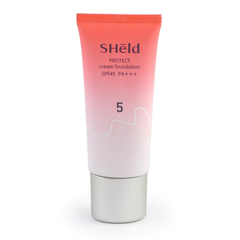SHeld Protect Cream Foundation SPF45 PA+++ / Тональная основа SPF45 PA+++