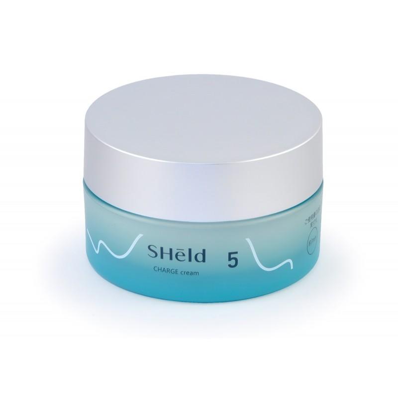 SHeld Charge Cream / Интенсивный ночной крем для лица