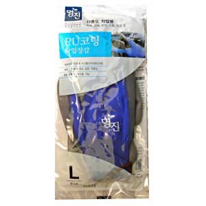 HYGIENIC GLOVE Coating / Перчатки хозяйственные с полиуретановым покрытием