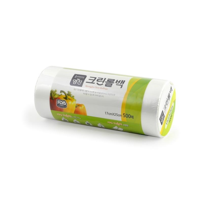 MYUNGJIN BAGS Roll type / Пакеты полиэтиленовые пищевые в рулоне