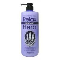 RELAX HERB TREATMENT / Растительный бальзам для волос  с расслабляющим  эффектом(с маслом лаванды)