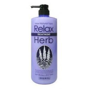 NEW RELAX HERB TREATMENT / Растительный бальзам для волос  с расслабляющим  эффектом(с маслом лаванды)