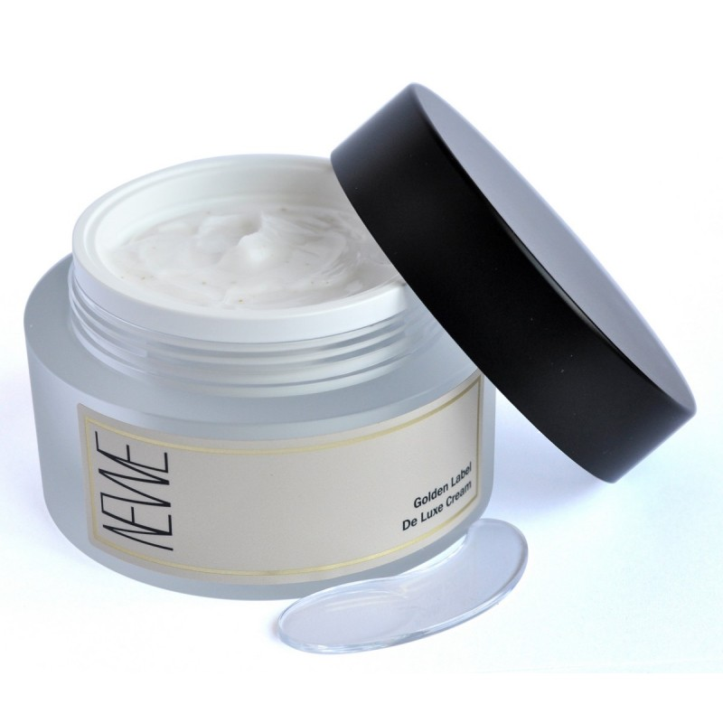 Golden Label De Luxe Cream Anti-Wrinkle / Антивозрастной крем для лица с частицами золота