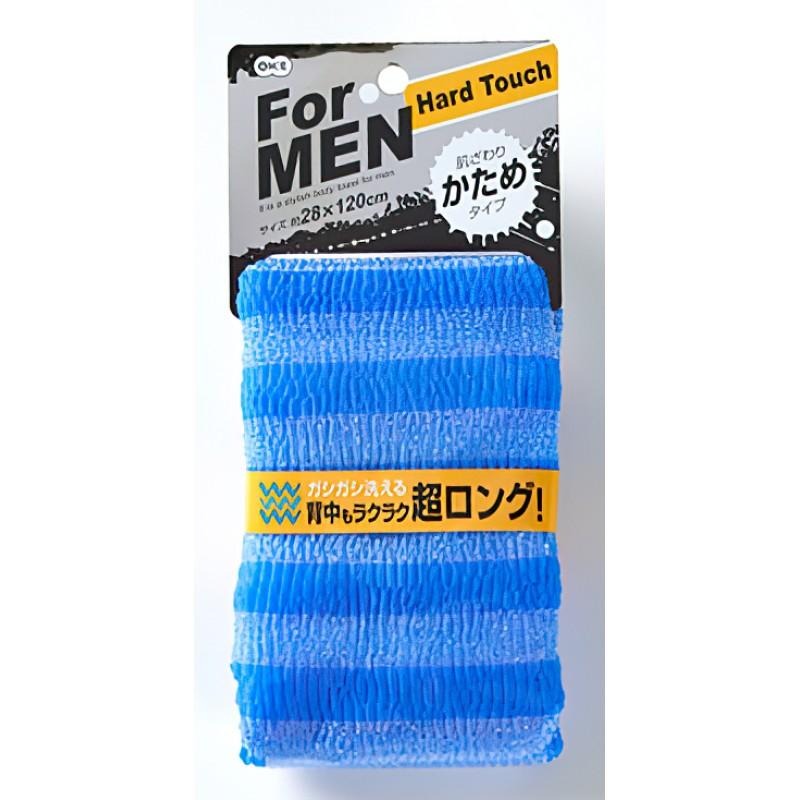 Мочалка массажная жесткая для мужчин