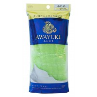 AWAYUKI NYLON TOWEL STIFFER / Мочалка для тела жесткая