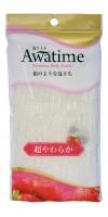 AWA TIME BODY TOWEL SUPER SOFT  / Мочалка для тела супермягкая