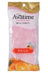 AWA TIME BODY TOWEL SOFT  / Мочалка для тела мягкая
