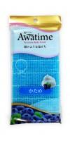 AWA TIME BODY TOWEL KATAME / Мочалка для тела жесткая