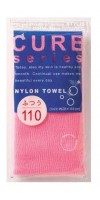 Cure Nylon Towel (Regular) / Массажная мочалка средней жесткости