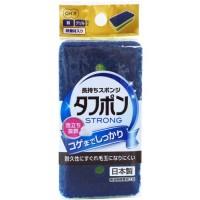 TAFUPON STRONG SPONGE G / Губка для мытья посуды (трехслойная, жесткий верхний слой)