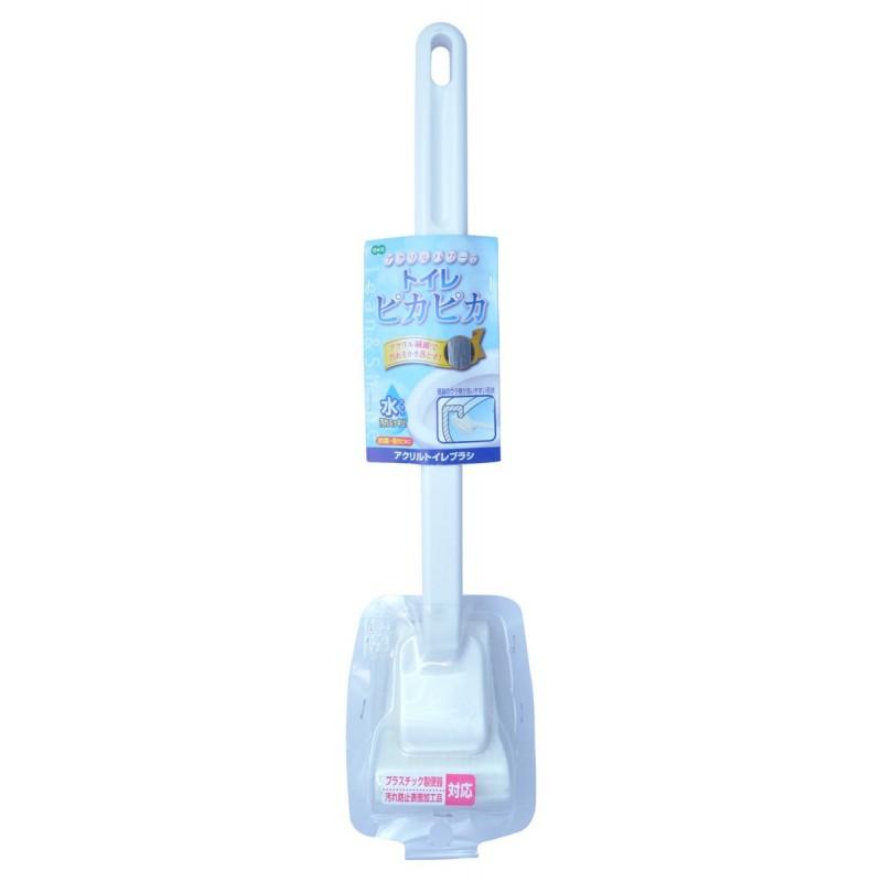 Acrylic Toilet Brush / Губка для туалета с ручкой, акриловая
