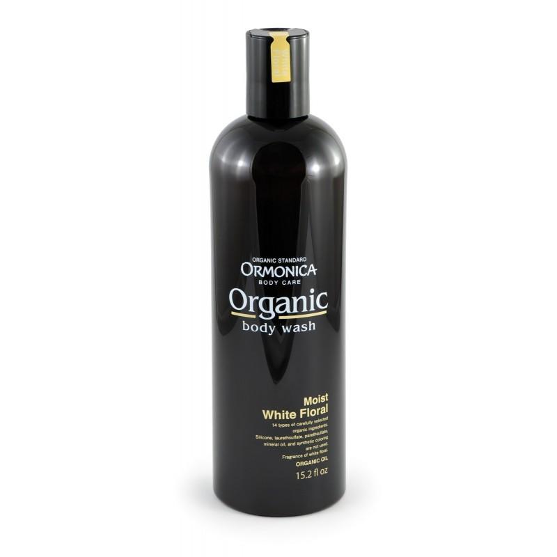 ORMONICA ORGANIC BODY MOIST / Органическое жидкое мыло для тела увлажняющее
