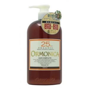 ORMONICA ORGANIC SCALP CARE COMPLETE / Органический бальзам для ухода за волосами и кожей головы