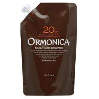 ORMONICA ORGANIC SCALP CARE SHAMPOO (Запасной блок)/ Органический шампунь для ухода за волосами и кожей головы