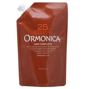 ORMONICA ORGANIC SCALP CARE COMPLETE (Запасной блок) / Органический бальзам для ухода за волосами и кожей головы