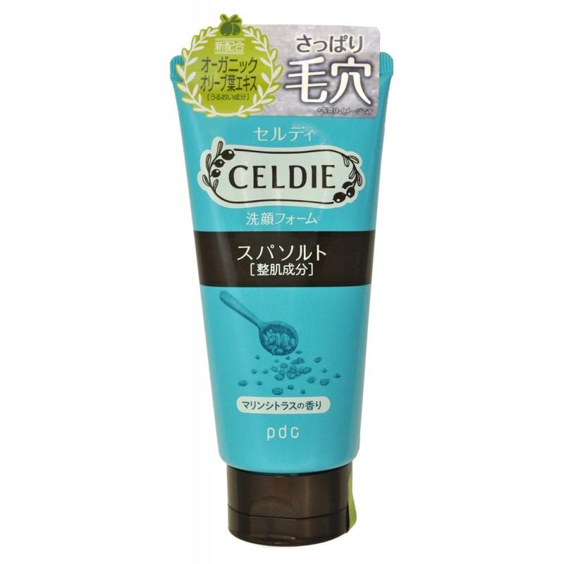 CELDIE BIHADA WASHING FOAM SPA SALT / Пенка для умывания с морской солью