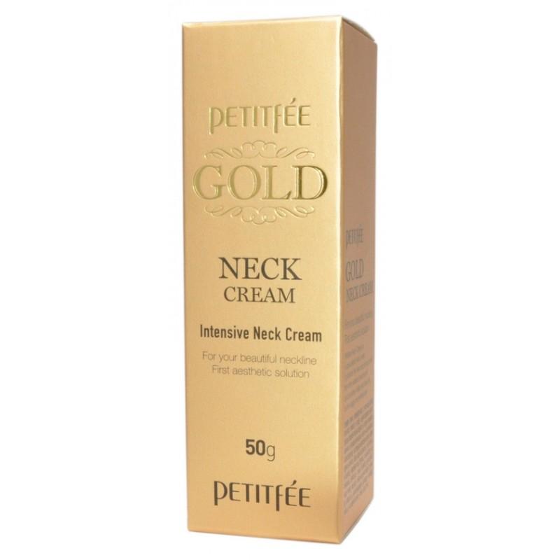 Gold Neck Cream / Крем для шеи и декольте с золотом
