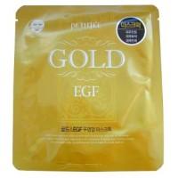 Гидрогелевая маска для лица с золотом и EGF