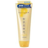Mutenka Jidai Hair Pack / Маска для волос без добавок