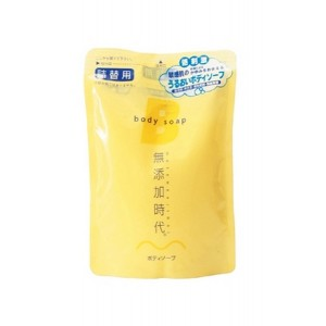 Mutenka Jidai Body Soap / Жидкое мыло для тела без добавок