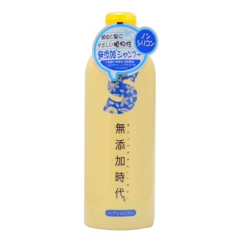 Mutenka Jidai Hair Shampoo / Шампунь для волос без добавок