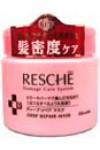 """""""Resche"""" глубоковосстанавливающая маска для поврежденных волос после окрашивания и химической завивки."""