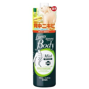 SANA BODY REFINING LOTION / Лосьон для проблемной кожи тела (с ароматом свежих трав)