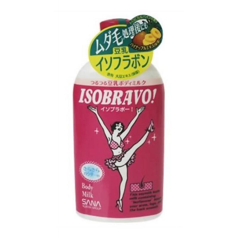 BODY MILK / Молочко для тела с соевым молочком
