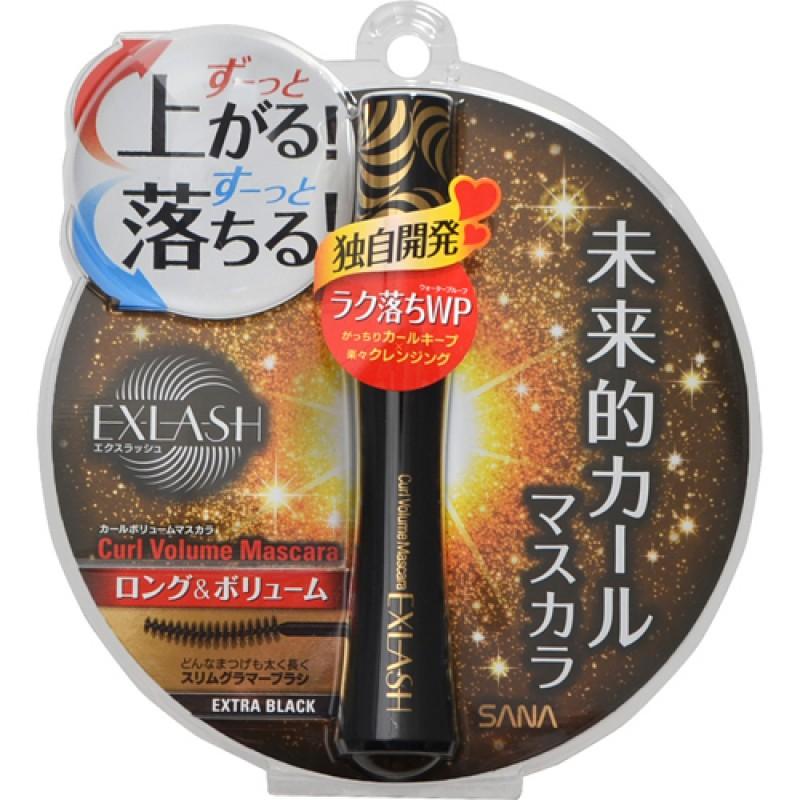Sana Masсara / Тушь для ресниц (объем и подкручивание, водостойкая)