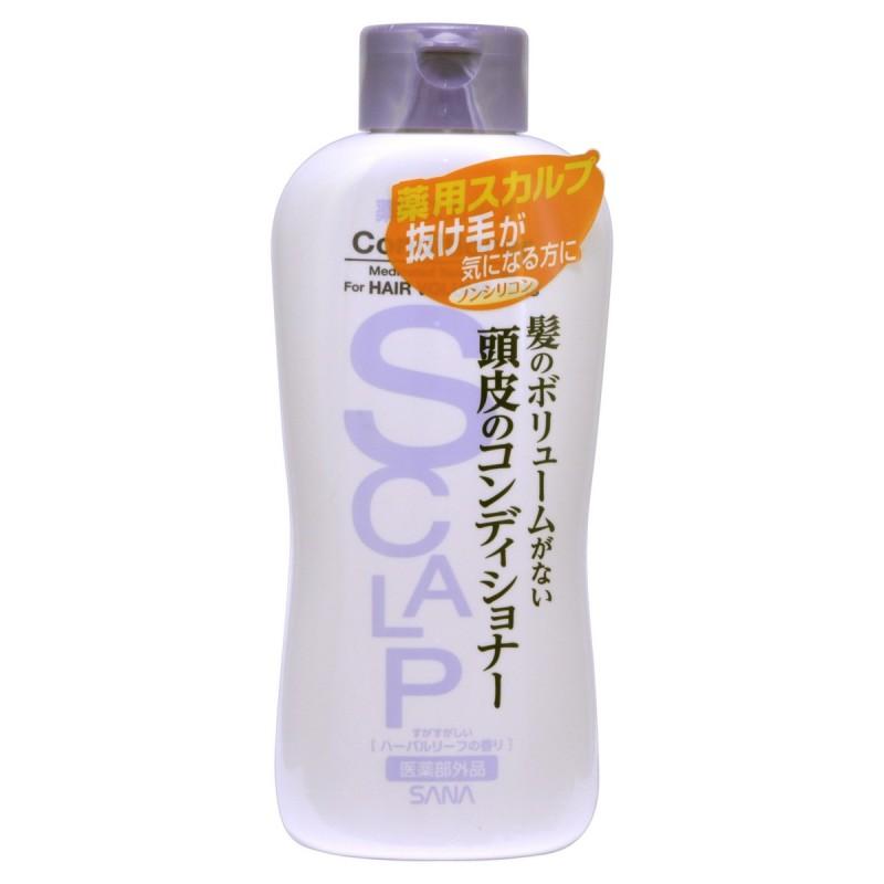 SCALP CONDITIONER DELICATE / Кондиционер для чувствительной кожи головы, придающий объем