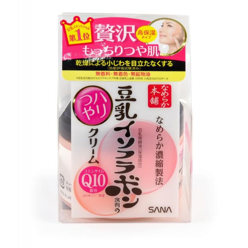 SOY MILK HARITSUYA CREAM / Увлажняющий крем с изофлавонами сои и капсулированным коэнзимом Q10