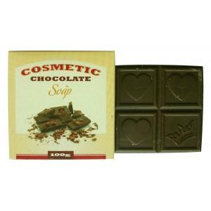 """COSMETIC CHOCOLATE SOAP / Косметическое мыло для умывания """"ШОКОЛАД"""""""