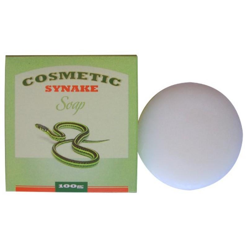 """COSMETIC SYNAKE SOAP / Косметическое мыло для умывания  с пептидами """"SYN-AKE"""""""