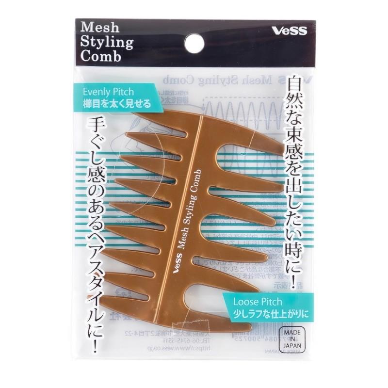 Mesh Styling Comb / Гребень с широкими зубчиками для укладки волос