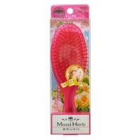 MOIST HERB BRUSH / Щетка массажная для увлажнения и придания блеска волосам с маслом розы