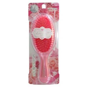MOIST HERB BRUSH Щетка массажная для увлажнения и придания блеска волосам с маслом розы (круглая)