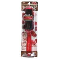 FRUIT SEED BRUSH / Увлажняющая расческа для волос с маслом семян клюквы (большая)