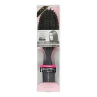 HAIRSTYLING PRO Mix Cushion Brush / Профессиональная щетка для волос с натуральной щетиной