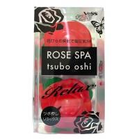 "Rose spa tsubo oshi / Массажер для точечного массажа тела ""роза"""