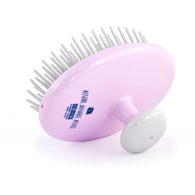 SHAMPOO BRUSH  / Щетка - массажер для кожи головы и волос (с антибактериальным эффектом)
